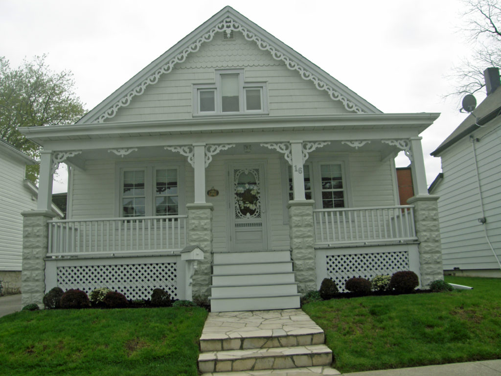 Architectural Roof Styles, Ontario