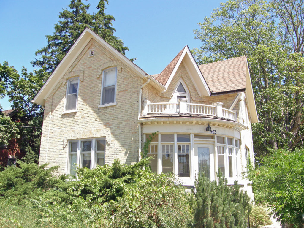 Architectural Photos, Hanover, Ontario