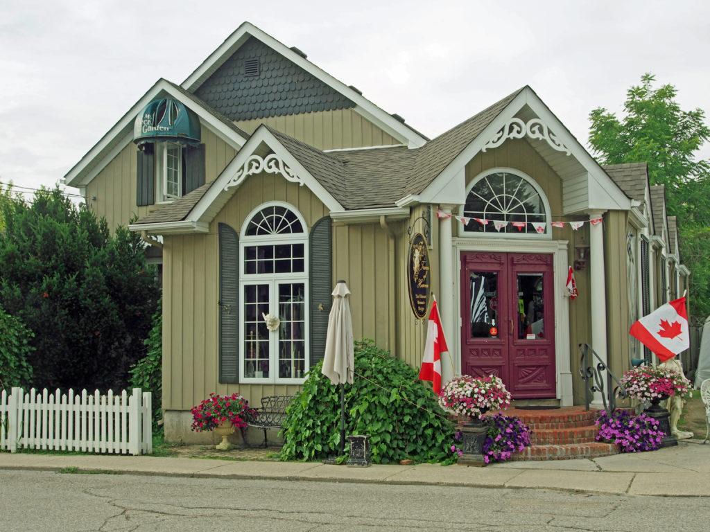 Architectural Photos, St. Jacobs, Ontario