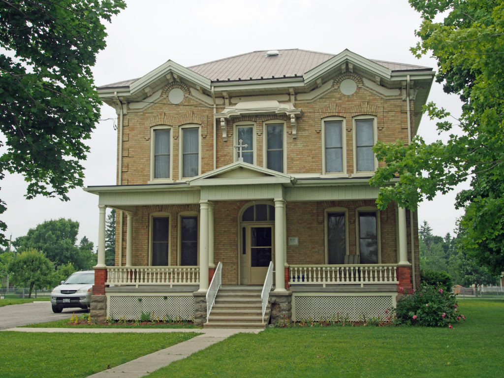Architectural Photos, St. Clements, Ontario