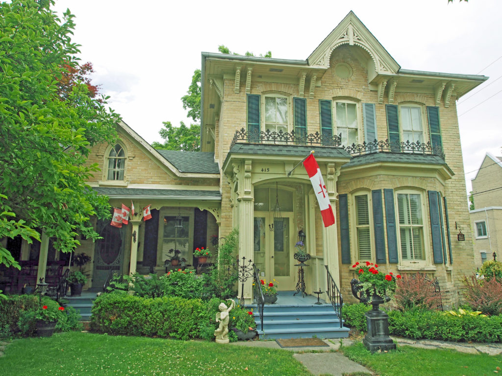 Architectural Photos, Listowel, Ontario