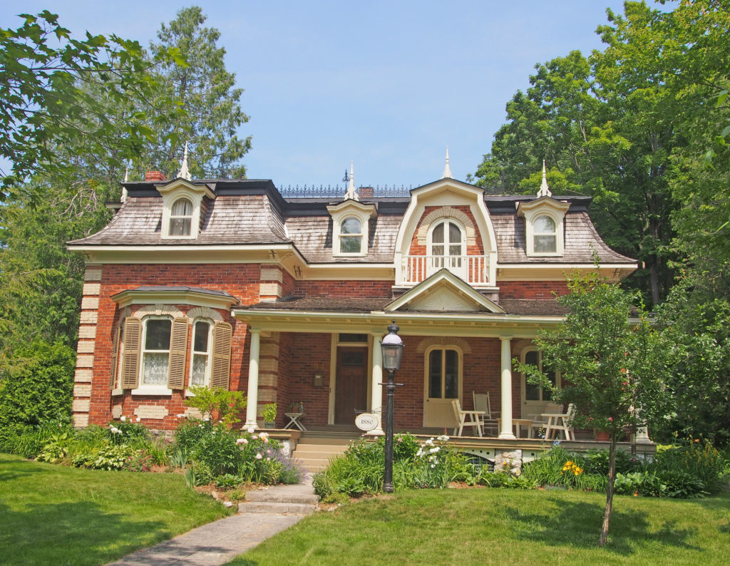 Architectural Photos, Orillia, Ontario