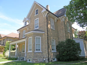 Architectural Photos, Wingham, Ontario