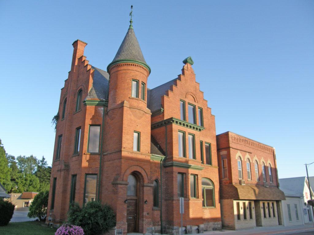 Architectural Photos, Wingham, Ontario