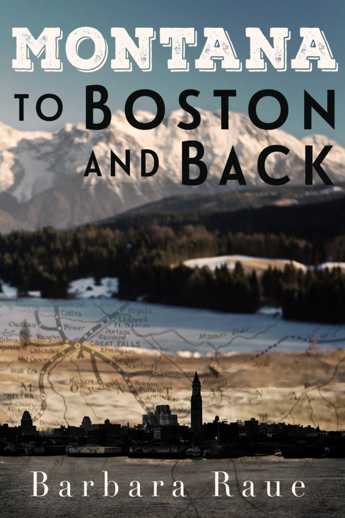 Novel, Montana to Boston and Back