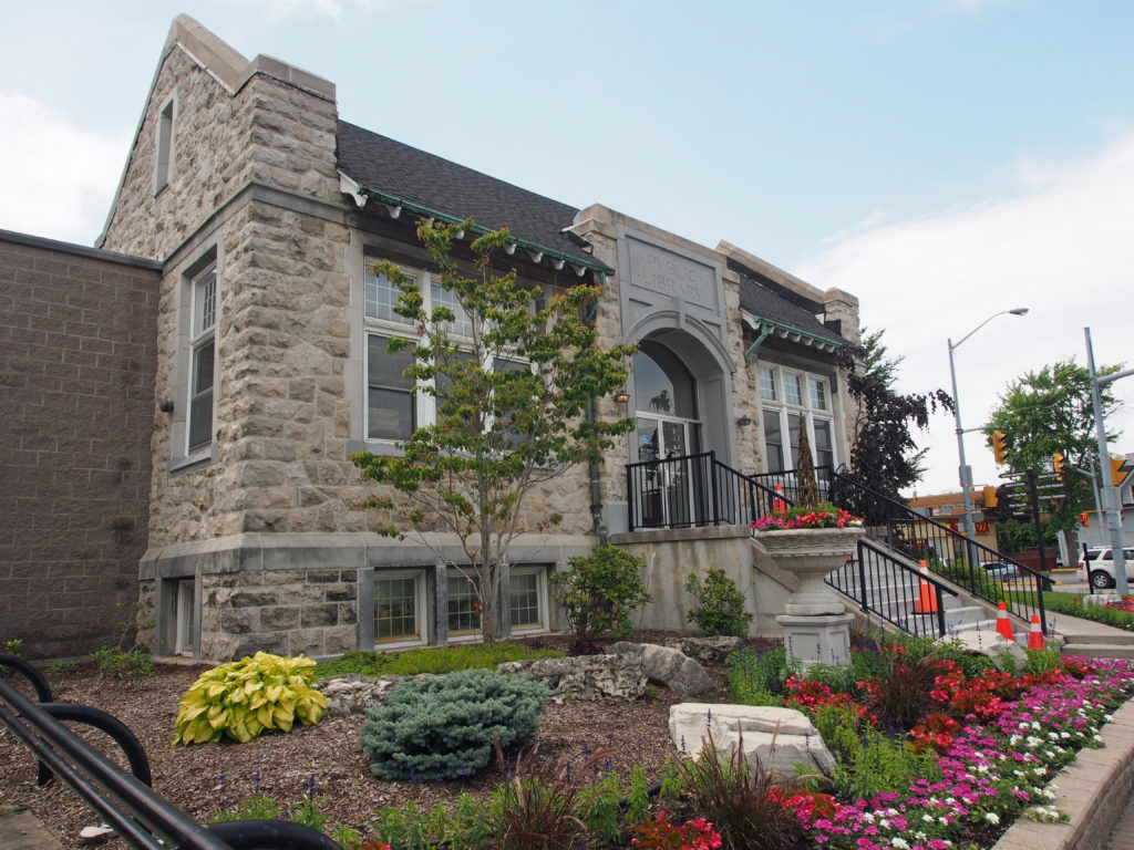 Architectural Photos, Amherstburg, Ontario