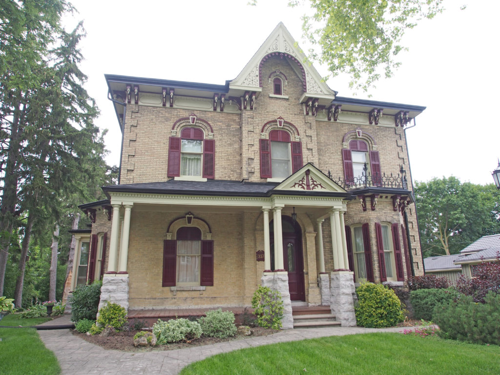 Architectural Photos, St. Marys, Ontario