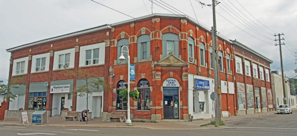 Architectural Photos, Midland, Ontario
