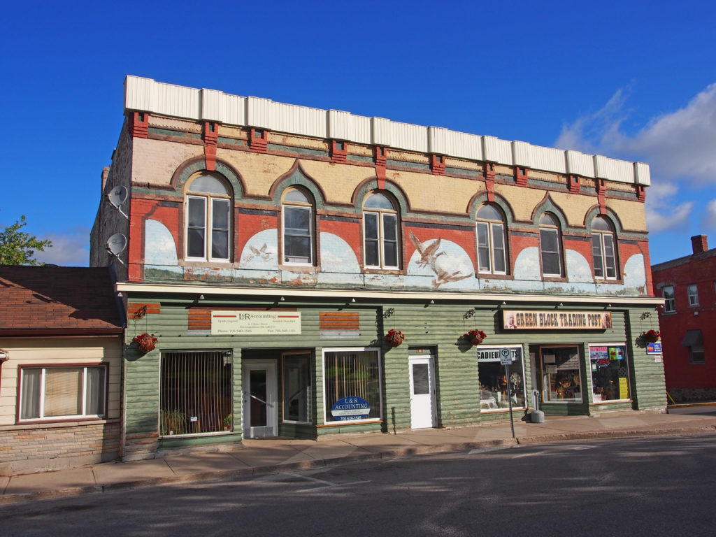 Architectural Photos, Penetanguishene, Ontario