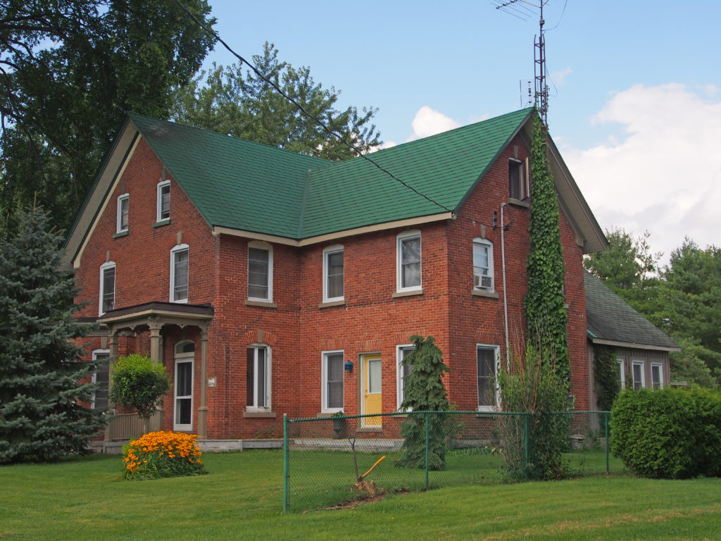 Architectural Photos, Mariatown, Ontario