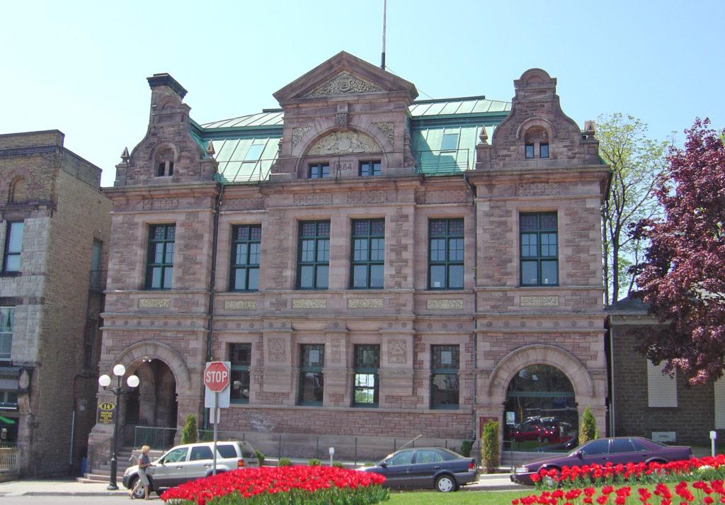 Architectural Photos, Brockville, Ontario