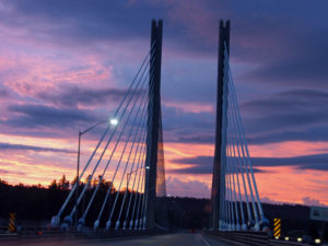 Nipigon Bridge, Ontario