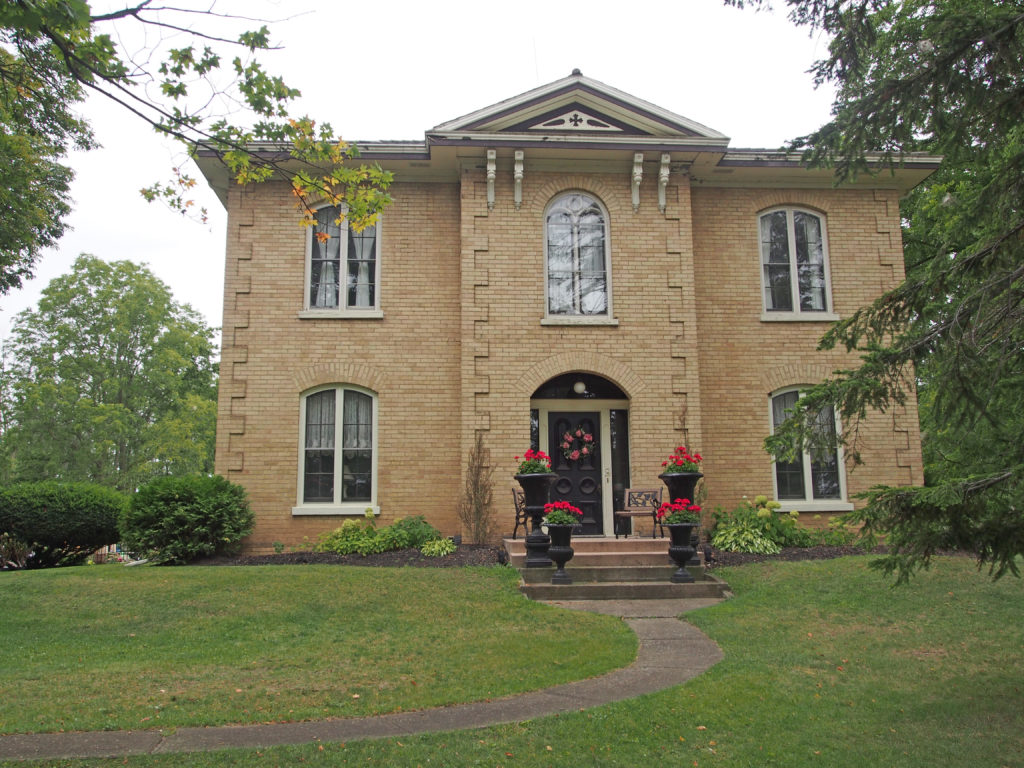Architectural Photos, Mount Pleasant, Ontario