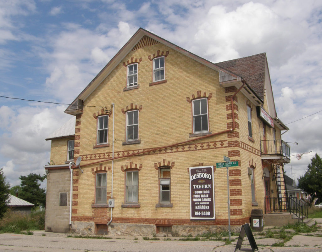 Architectural Photos, Desboro, Ontario