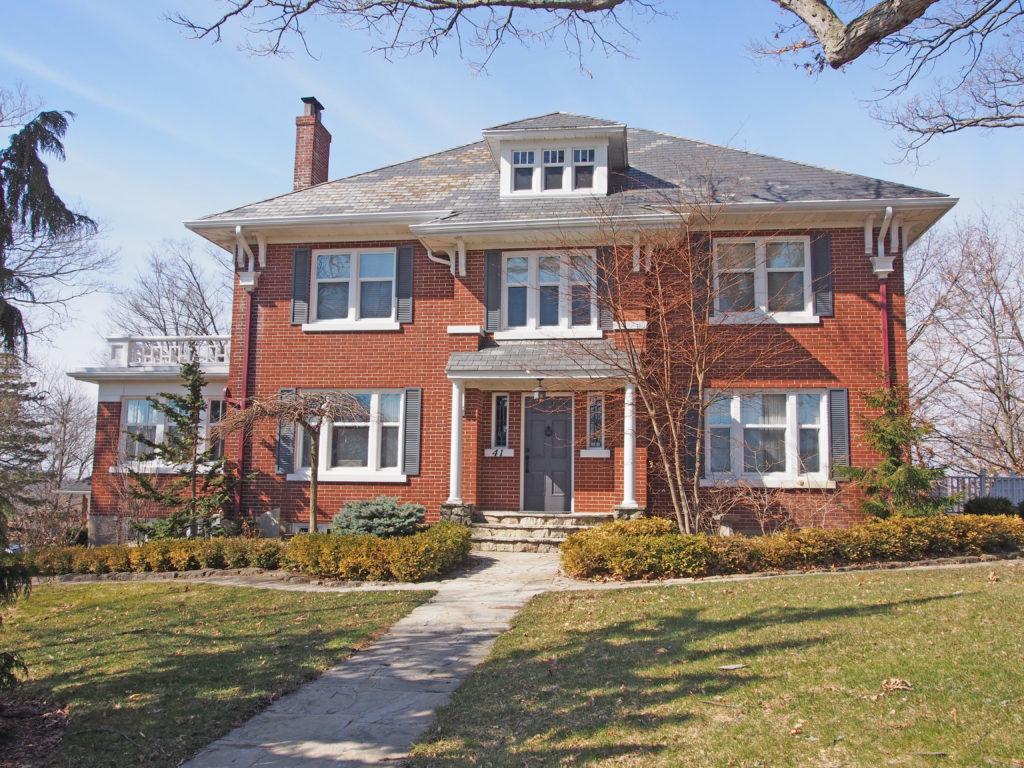 Architectural Photos, Cayuga, Ontario