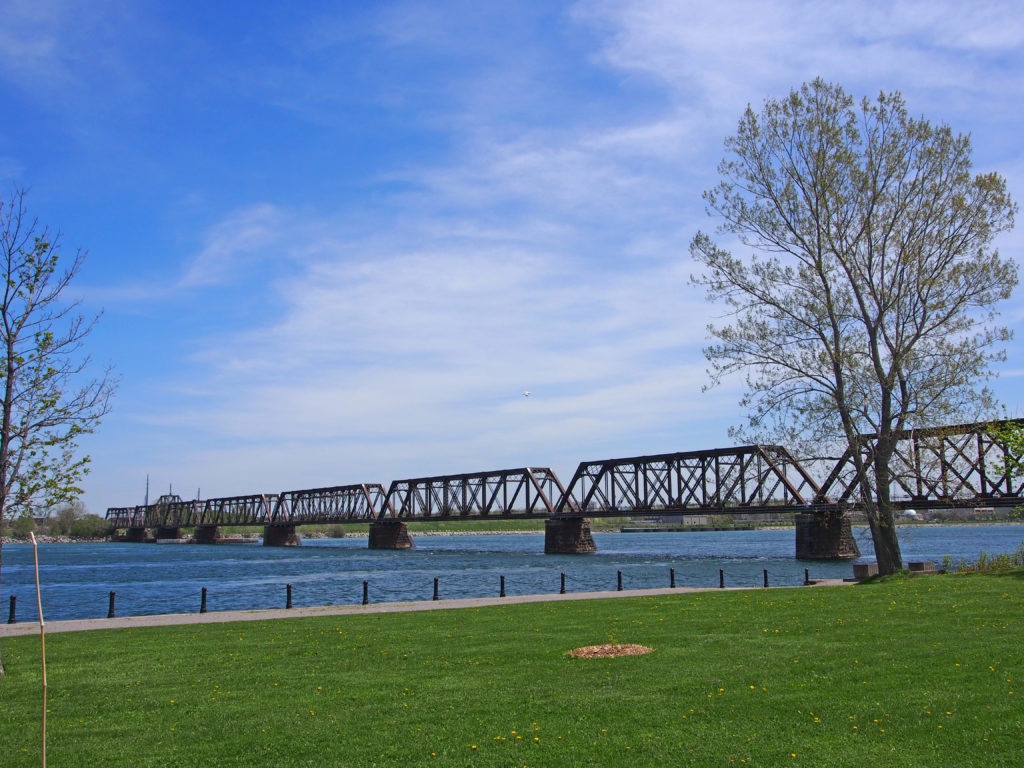 Bridge, Fort Erie, Ontario