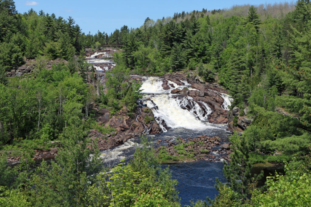 Onaping High Falls, Ontario
