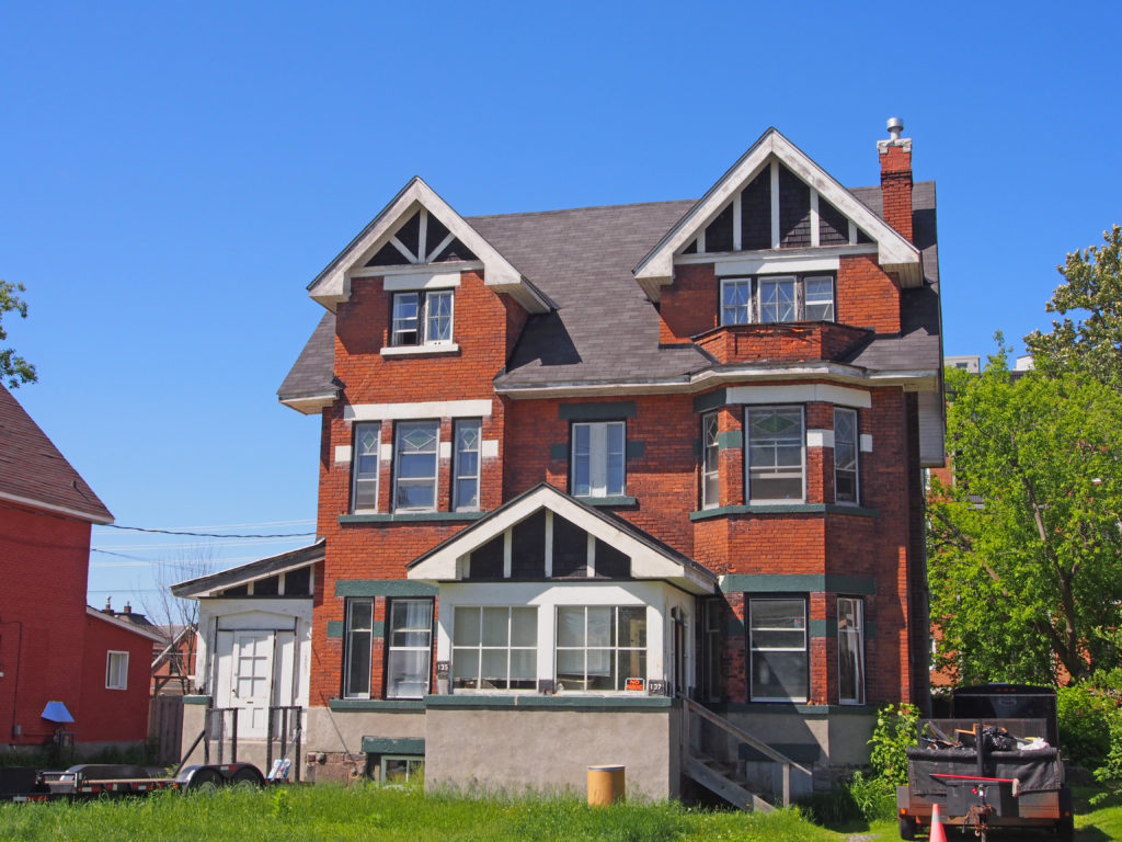 Architectural Photos, North Bay, Ontario