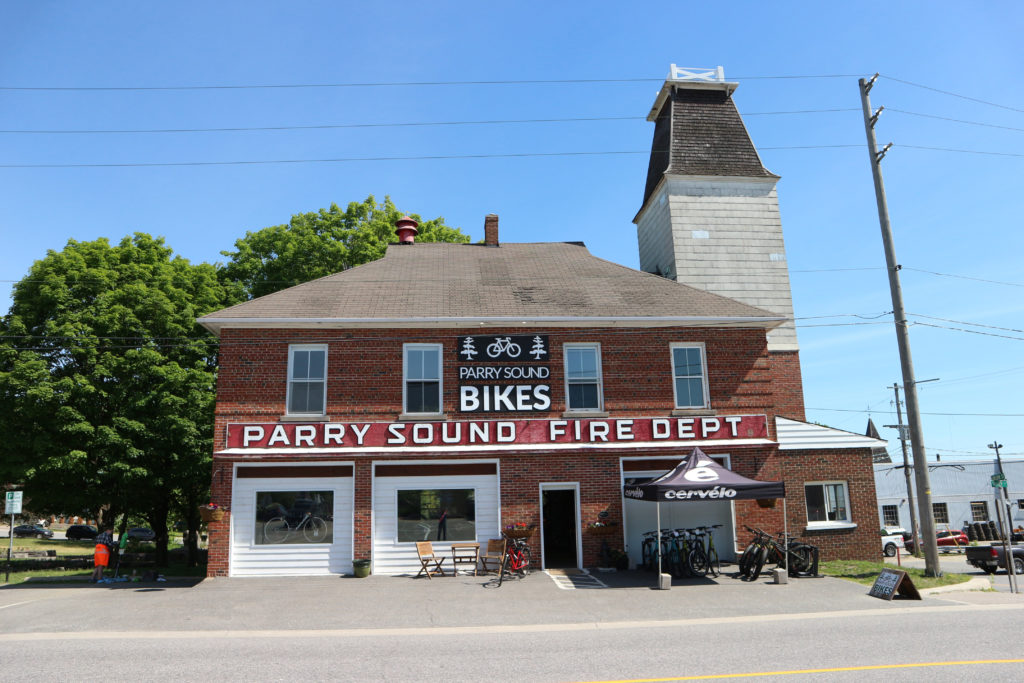 Architectural Photos, Parry Sound, Ontario