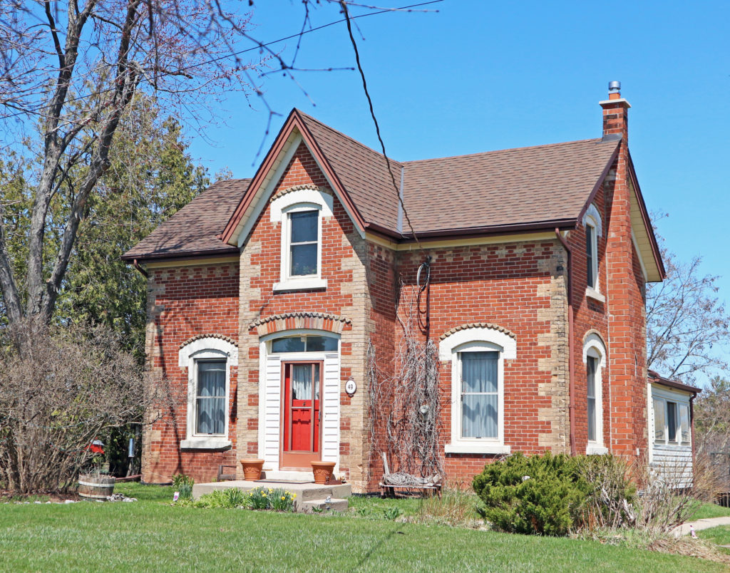 Architectural Photos, Terra Cotta, Ontario