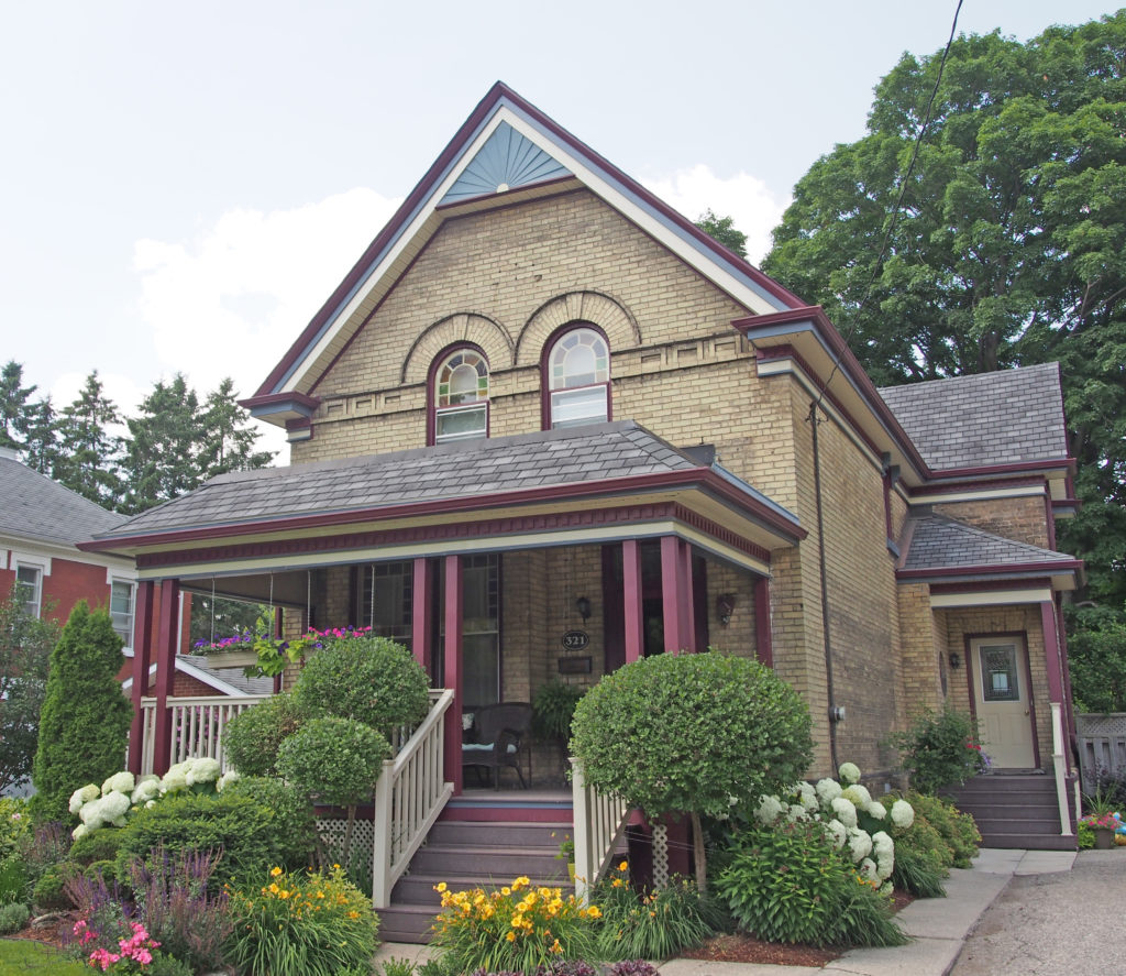 Architectural Photos, Woodstock, Ontario
