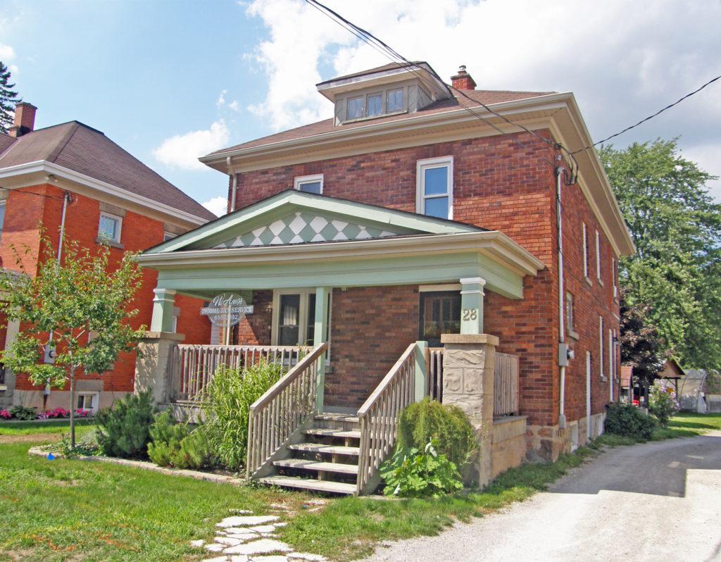 Architectural Photos, Tavistock, Ontario