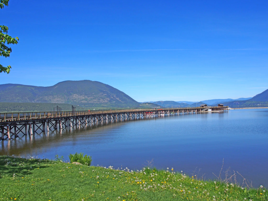 Salmon Arm, British Columbia