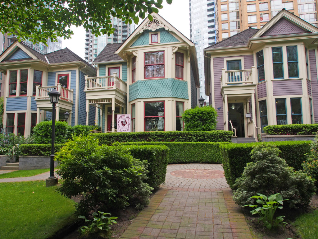 Architectural Photos, Vancouver, British Columbia