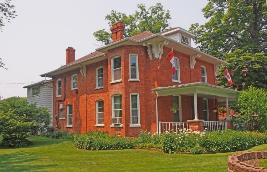 Italianate Architectural Photos, Ontario