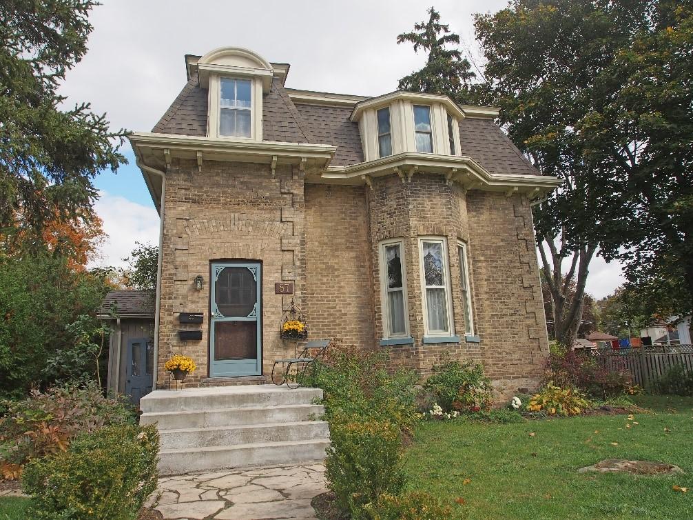 Second Empire Architectural Photos, Ontario