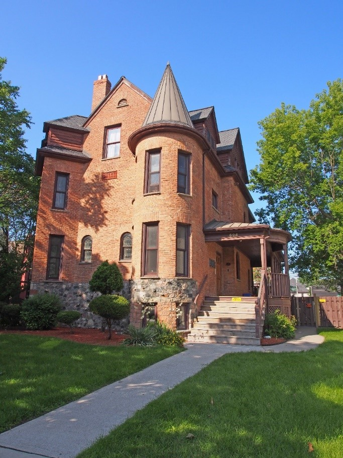 Queen Anne Architectural Photos, Ontario