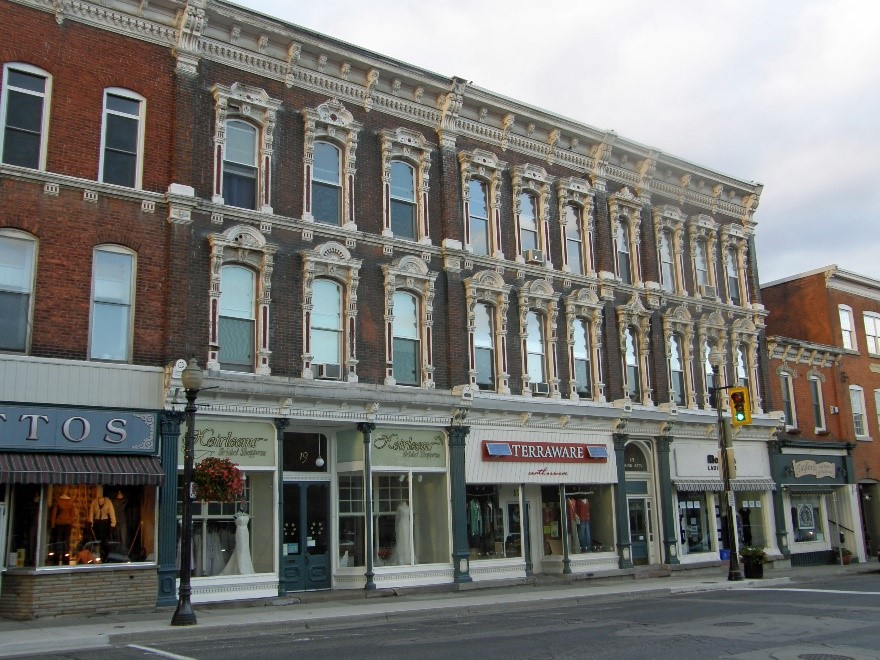 Italianate Architectural Photos, Ontario