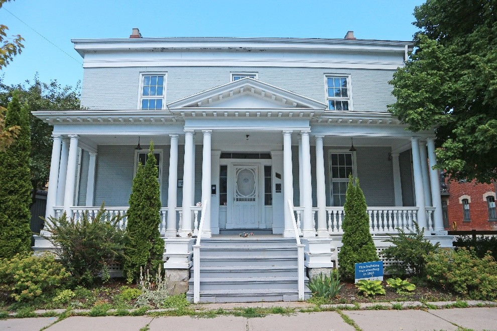 Georgian Architectural Photos, Ontario