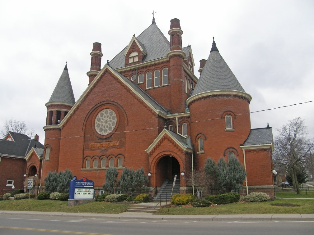 Romanesque Architectural Photos, Ontario