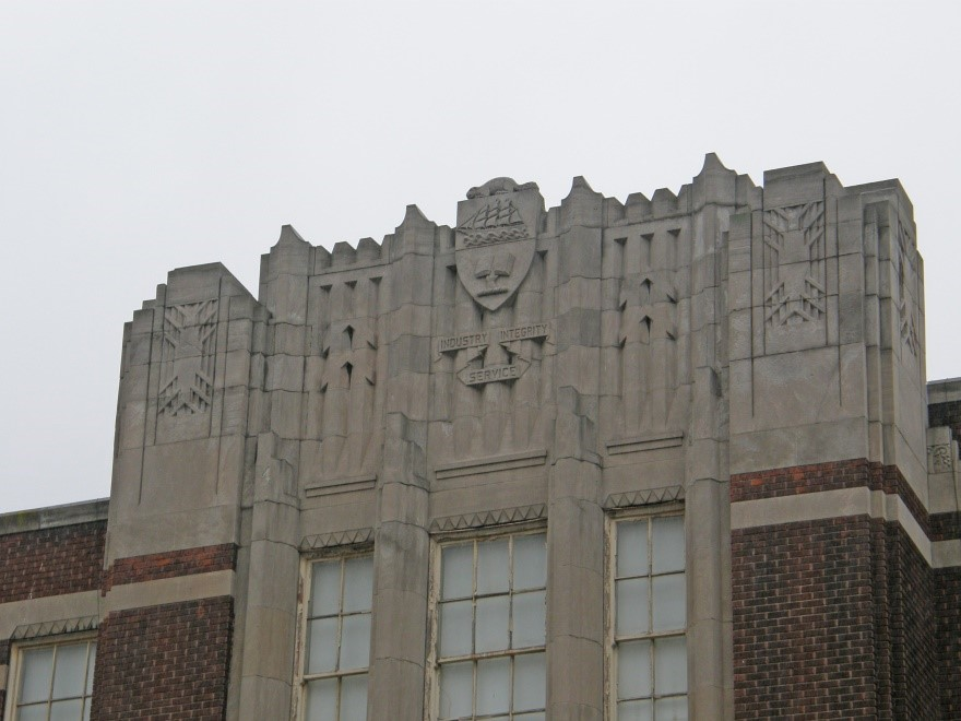 Art Deco and Other Architectural Photos, Ontario