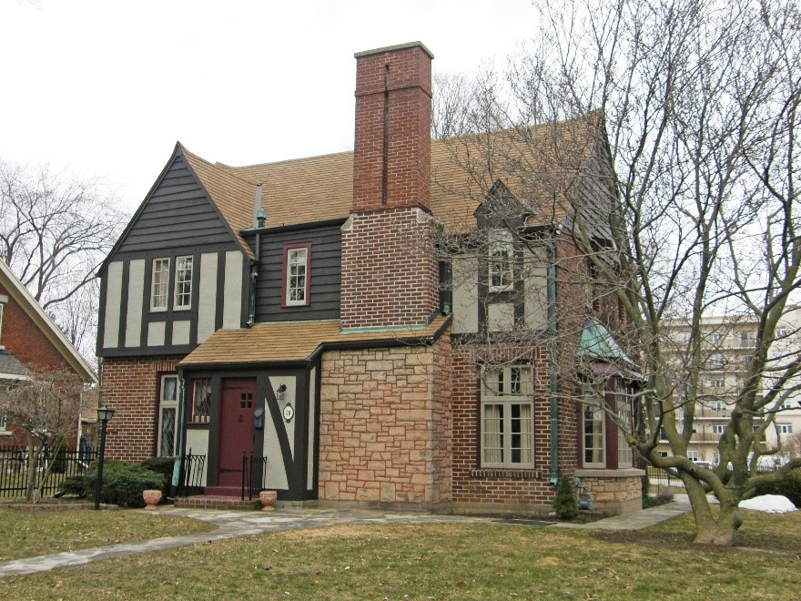 Tudor Architectural Photos, Ontario