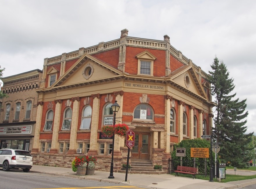 Beaux Arts Architectural Photos, Ontario