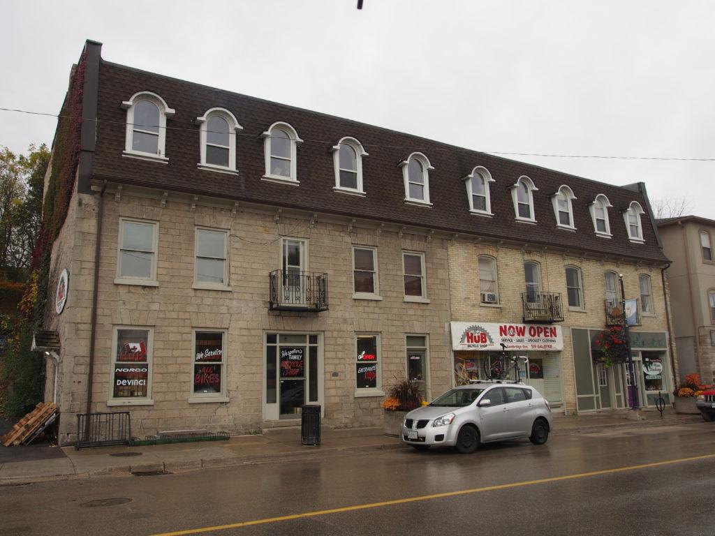 Architectural Photos, Hespeler, Ontario